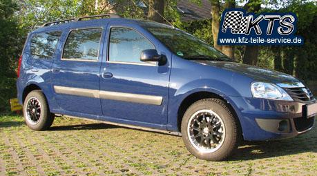 15 Zoll Alufelgen Dacia Logan
