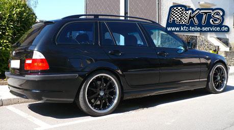 19 Zoll BMW Alufelgen E46