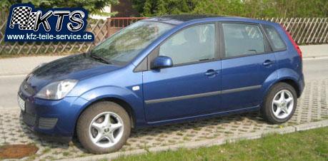 DBV Adria auf Ford Fiesta