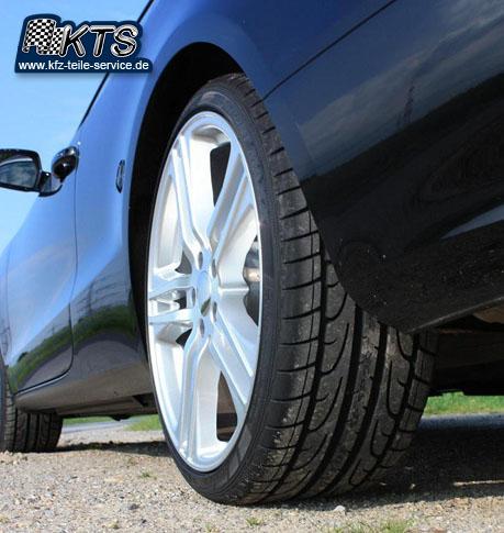 DBV Mauritius Felgen mit Dunlop Sport Maxx Reifen Bilder