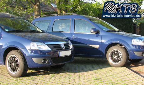 Dacia Felgen DBV S-Australia 15 Zoll