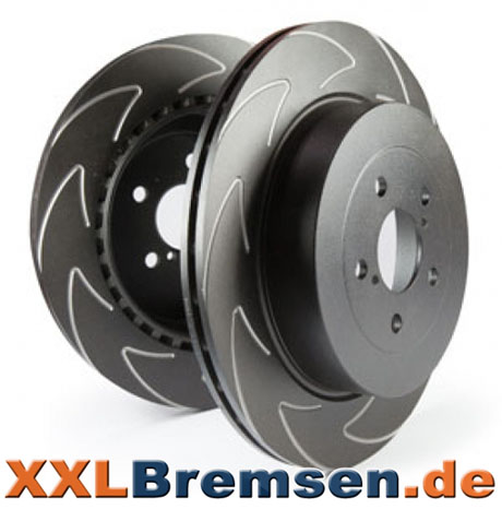 EBC High Carbon black Disc Bremsscheiben