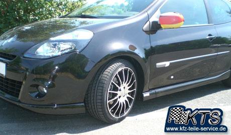 Felgen Renault Clio R