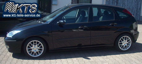 Ford Focus Felgen