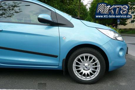 Ford Ka Felgen mit Reifen