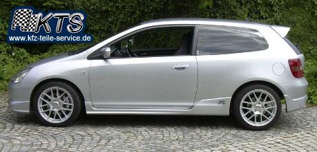 Honda Civic Alufelgen 17 Zoll