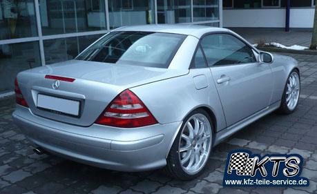 Mercedes SLK 19 Zoll Felgen DBV Australia
