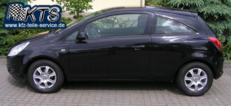 Opel Corsa Alufelgen