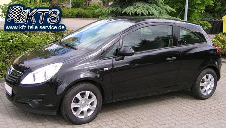 Opel Corsa Felgen