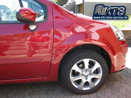 Renault Alufelgen 15 Zoll auf Modus