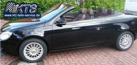 VW Eos Felgen DBV Florida 16 Zoll