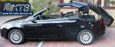 VW Eos mit DBV Florida Felgen