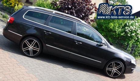VW Felgen DBV S-Mauritius schwarz