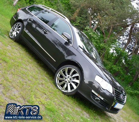 VW Passat Felgen 19 Zoll Rial