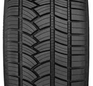 Asymmetrisches Reifenprofil Reifen