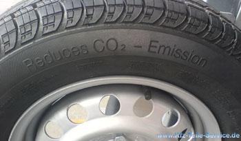 Leichtlaufreifen, CO2- reduzierender Reifen, Reifen