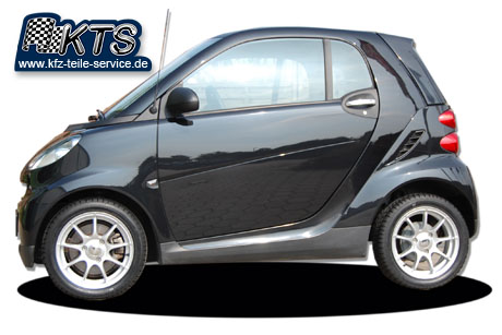 smart fortwo mit dbv bali 15 zoll alufelgen dbv. Black Bedroom Furniture Sets. Home Design Ideas