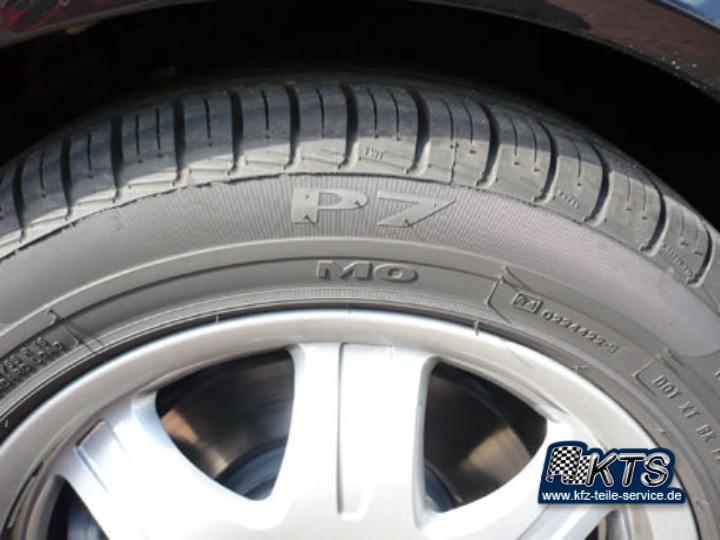MO Kennzeichnung Reifen Aufschrift Mercedes www.kfz-teile-service.de kfz-teile-service Kluwe