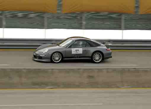 Porsche Hochgeschwindigkeitsreifen Reifen